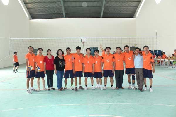 Đội THCS Chu Văn An