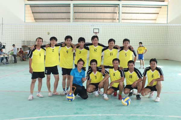 Đội THCS Định Hòa