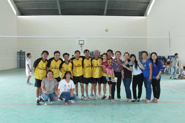 Đội THCS Nguyễn Thị Minh Khai