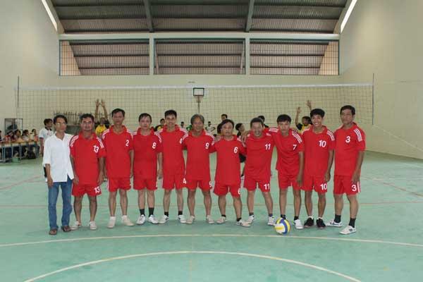 Đội THCS Nguyễn Văn Cừ