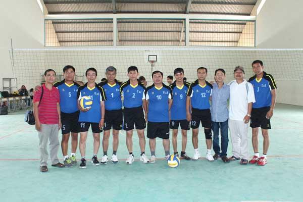 Đội THCS Phú Cường