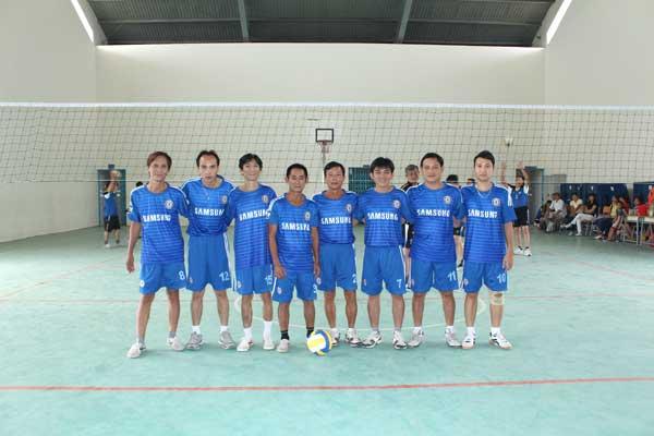 Đội THCS Phú Hòa