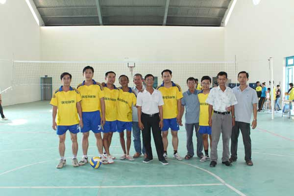 Đội THCS Phú Mỹ